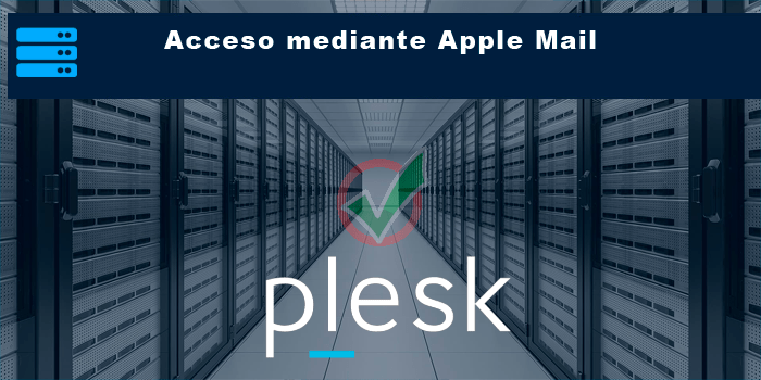 Acceso mediante Apple Mail