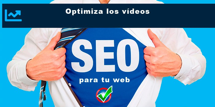 Optimiza los vídeos