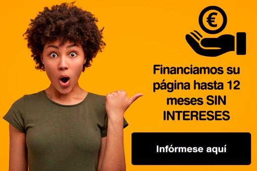 financiación web
